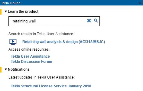 Tekla Tedds 2018 release notes | Tekla Tedds User Assistance