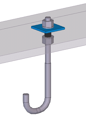 Anchor Rods | Tekla User Assistance