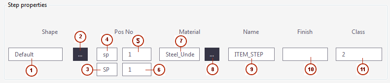 Delightful If From Step Tab The Item Option Is Selected, Step Properties Are Modified: