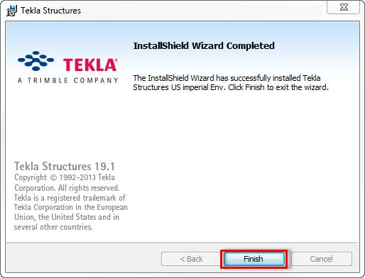 Installation Guide | Tekla User Assistance