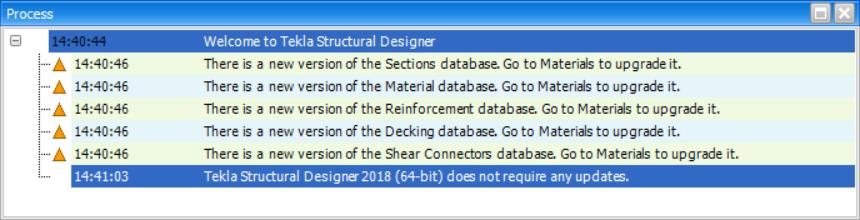 Tekla Structural Designer 2018 release notes | Tekla